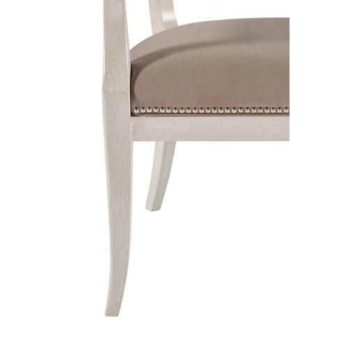 La Scala Klismos Arm Chair
