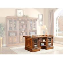 HUNTINGTON Double Pedestal Executive Desk