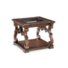 View Product - Square End Table