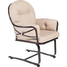 Swivel Rocker Club Dining Arm Chair
