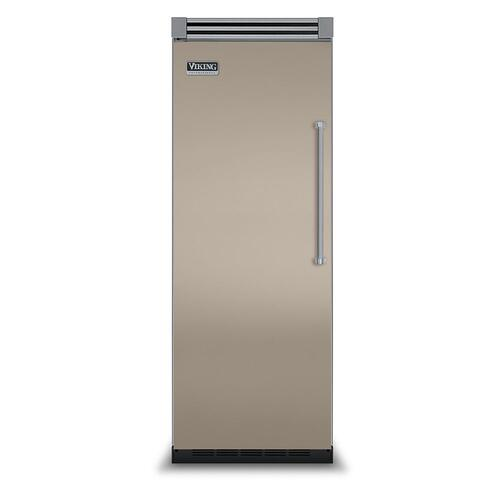 "Viking - Taupe 30"" Quiet Cool™ All Refrigerator - VIRB Tru-Flush™ (Left Hinge Door)"