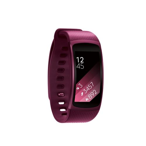 Samsung - Gear Fit2 (Large) Pink