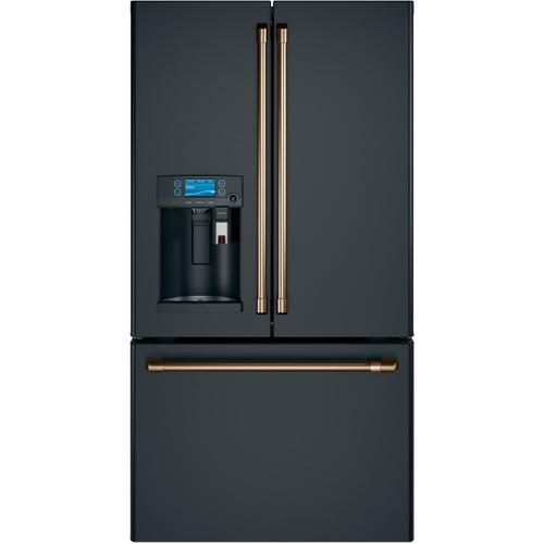 Cafe - Café™ Refrigeration Handle Kit - Brushed Bronze