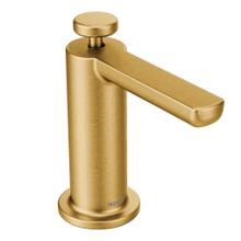 Modern Soap Dispenser Brushed gold