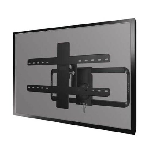 """Product Image - Black Premium Series Full-Motion Mount for 51"""" - 70"""" flat-panel TVs up to 125 lbs."""