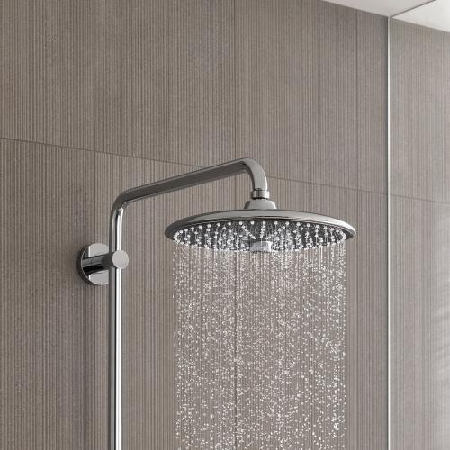 "Grohe - Euphoria 260 Shower Head, 10"" - 3 Sprays, 1.75 Gpm"