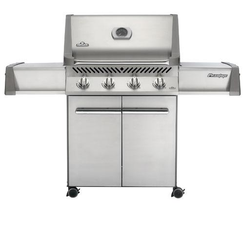 Gas Grill P500 Prestige® Series- LP Stainless