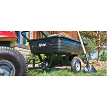 See Details - 350 lb. Convertible Poly Cart - 45-0345