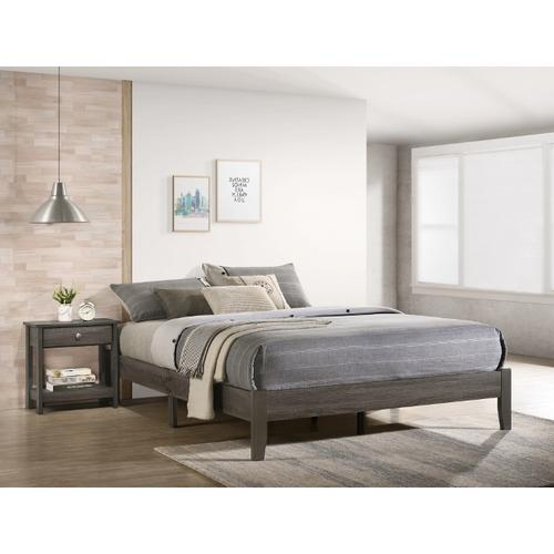 Crown Mark 5109 Skyler Full Platform Bed