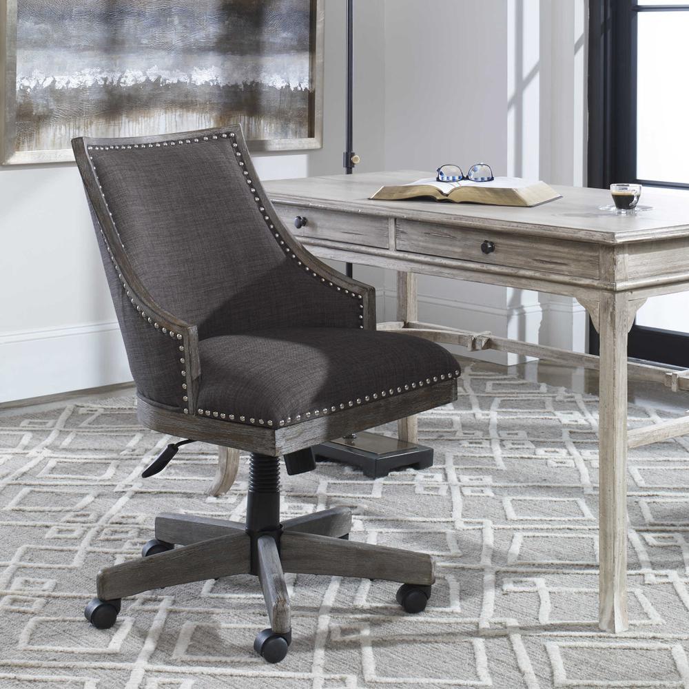 See Details - Aidrian Desk Chair