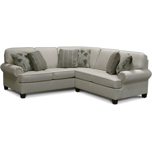 8T00-Sect Edison Sectional