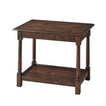 View Product - Lodge Side Table