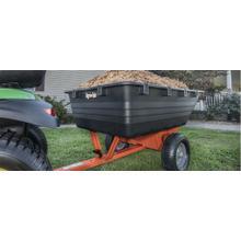 17 Cu. Poly Cart - 45-0519