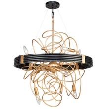 View Product - GALAXY 8 LT CHANDELIER