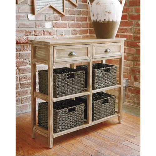 Gallery - Oslember Sofa/console Table