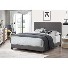 7565 PU Bed Frame - QUEEN