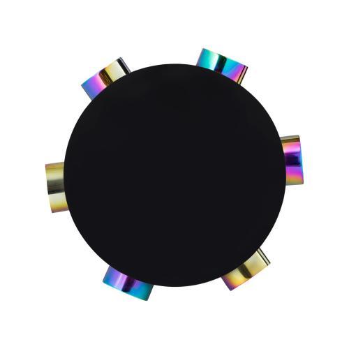 Tov Furniture - Rockstar Black Side Table