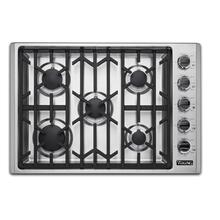 "30"" Gas Cooktop, Liquid Propane"