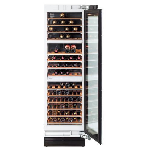 "Miele - 24"" Wine Storage Unit (Prefinished, right-hinge)"