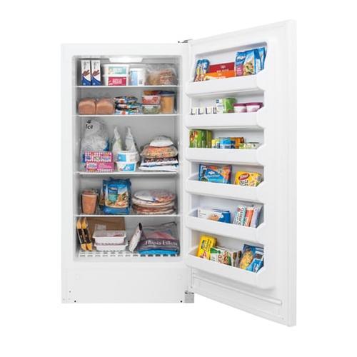 Frigidaire - 20.2 Cu. Ft. Upright Freezer
