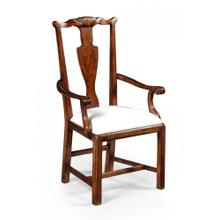 Chippendale Country Chair (Arm)