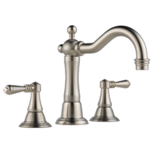 Widespread Lavatory Faucet With Lever Handles
