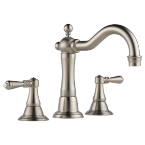 Widespread Lavatory Faucet With Lever Handles Product Image