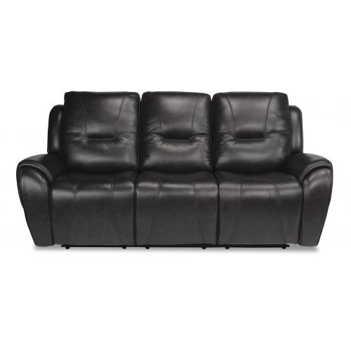 Trip Power Reclining Sofa with Power Headrests