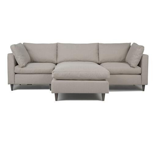 Gallery - Cambridge 3 Seat Sofa w/ Ottoman