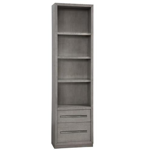 PURE MODERN 24 in. Open Top Bookcase