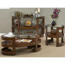 Avon Round End Table