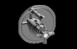 Pressure Balancing Valve Trim with Handle & Diverter Product Image