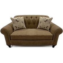 Stacy Loveseat with Nails