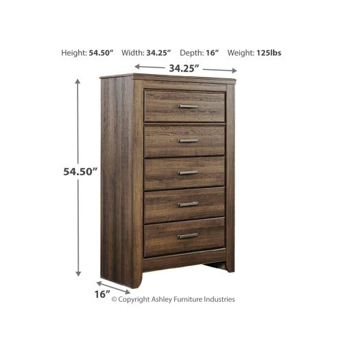 Juararo Chest of Drawers