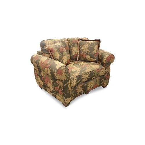 Capris Furniture - 410 Chair & Half