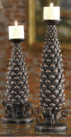 """""""Monticola"""" Candleholders Product Image"""
