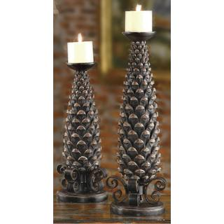 """See Details - """"Monticola"""" Candleholders"""