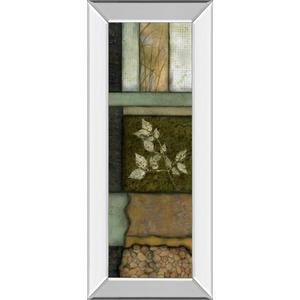 """""""Elements Of Nature I"""" By Norm Olson Mirror Framed Print Wall Art"""