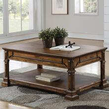 See Details - Barclay Coffee Table