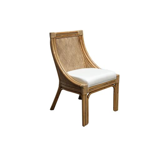 Side Chair, Available in Classic Natural Finish Only.