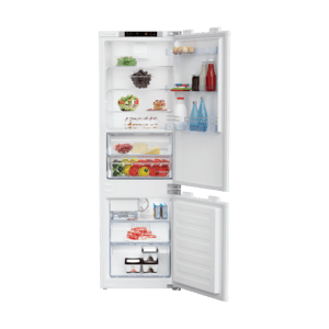 Beko21.889763, Bottom Freezer Built-In Refrigerator with -