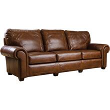 100 Sofa, Leather Santa Fe Sofa