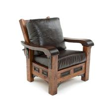 Red River - Lounge Chair-shown In Morris Style - (morris Style)