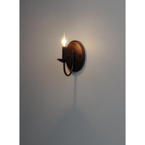 Logan 1-Light Wall Sconce