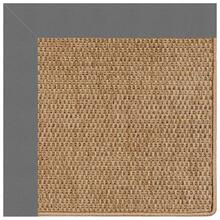Islamorada-Basketweave Canvas Charcoal