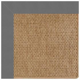 Islamorada-Basketweave Canvas Charcoal