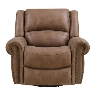 See Details - Spencer Swivel Reclining Glider