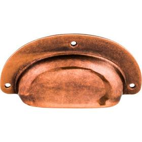 Mayfair Cup Pull 3 3/4 Inch (c-c) Old English Copper