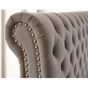 Swanson Queen Bed, Gray