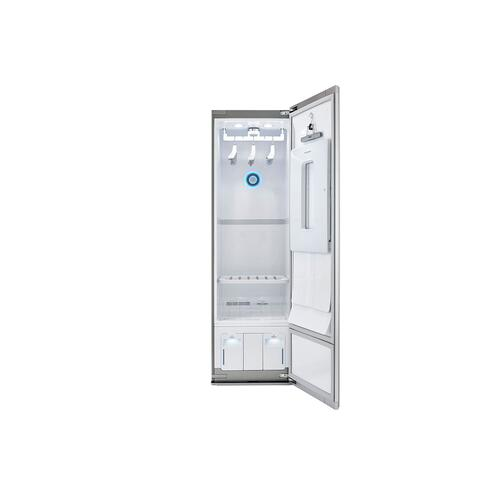 LG - LG STUDIO Styler - Refresh Garments in Minutes with Smart wi-fi Enabled Steam Clothing Care System